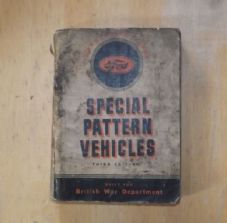 Ford.Special pattern vehicles.CMP.